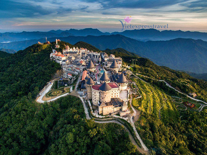 ONE DAY TOUR IN BA NA HILLS