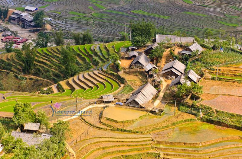 ONE DAY TREKKING TO LAO CHAI - TA VAN VILLAGE