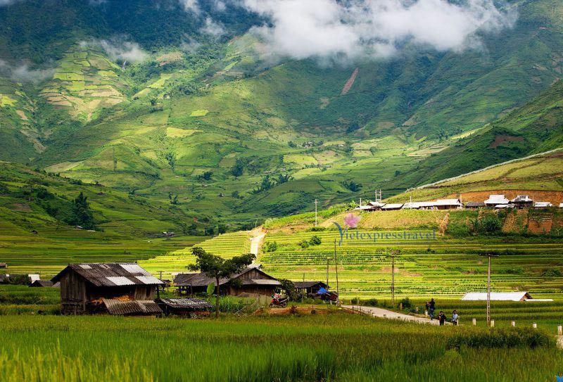 One day trekking to Matra - Ta Phin village