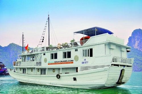 Alova Gold Cruise ( 3 Days - 2 Nights )