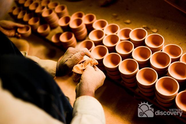 Handicraft Villages ( Bat Trang, Dong Ho, Dong Ky ) 1 Day tour