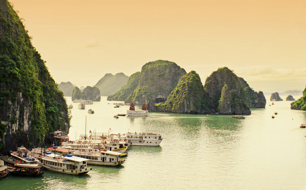 HaLong - Ninh Binh - Sapa - Hanoi ( 6Days-5Nights )
