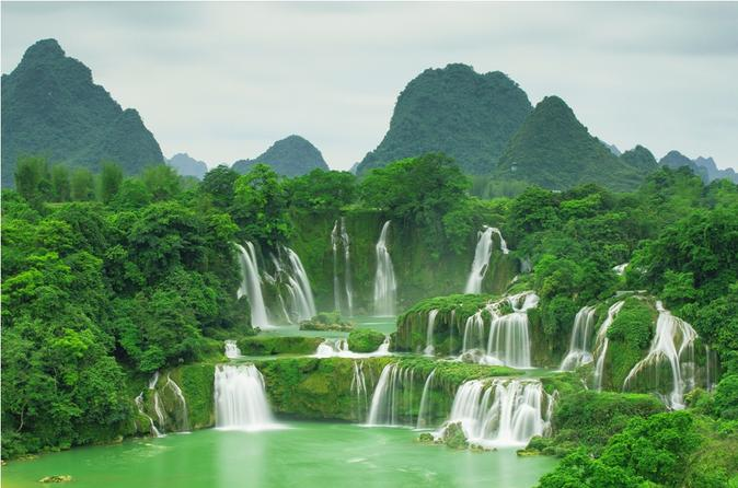 Ha Noi - Ba Be - Ban Gioc (3 Days - 2 Nights)