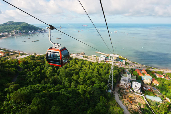 Vung Tau - Ho May Resort 1 Day tour