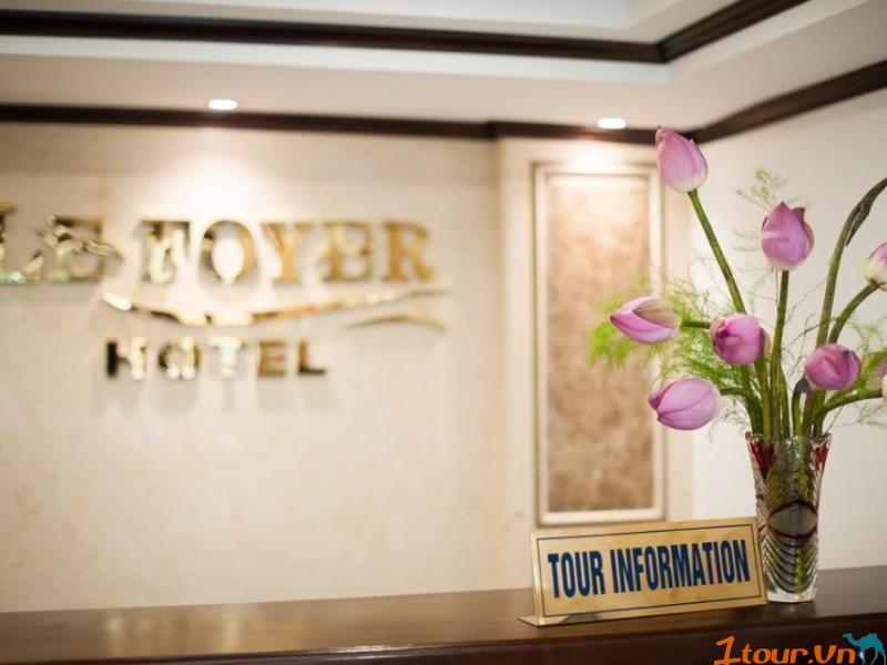 Le Foyer Hanoi Hotel