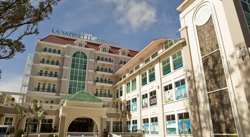 La Sapinette Hotel Da Lat
