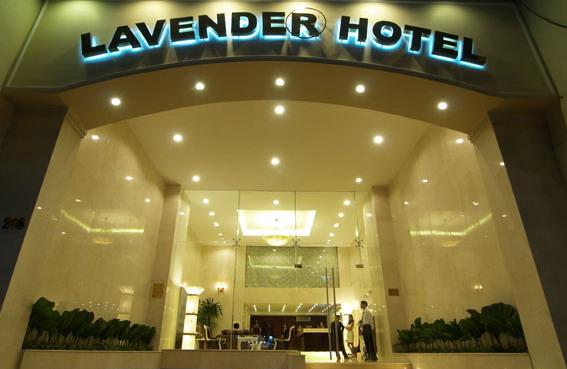 Lavender Central Hotel Saigon