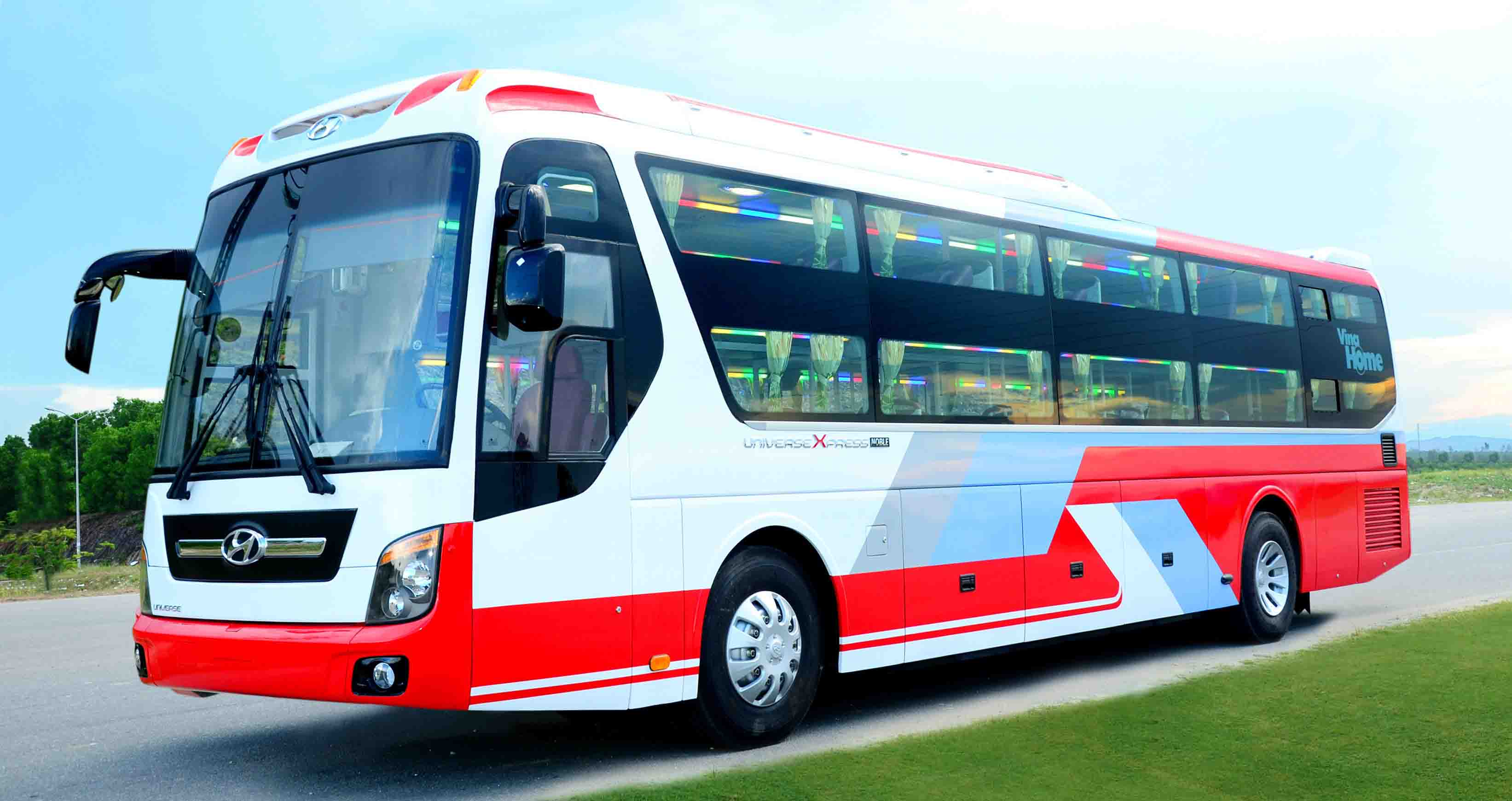 DAILY OPEN BUS VIET NAM